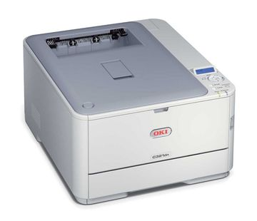 OKI C321DN A4 Colour/Mono LED Printer