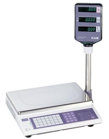 CAS AP-1/130/1W Computing Scale